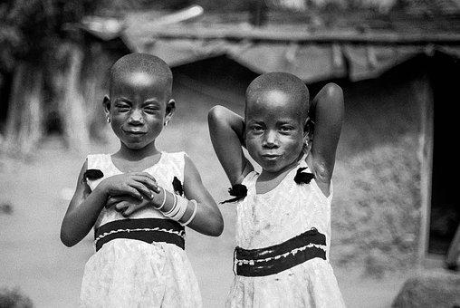 Children, Girls, Sisters, Black Girls, Childhood, Kids