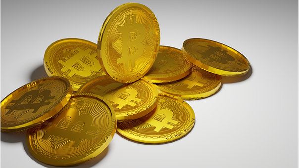 Bitcoin, Coin, Money, Finance, Currency, Exchange