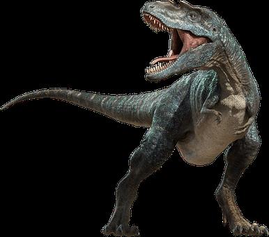 Dinosaur, Tyrannosaurus, Animal, T-rex, Dino, Reptile