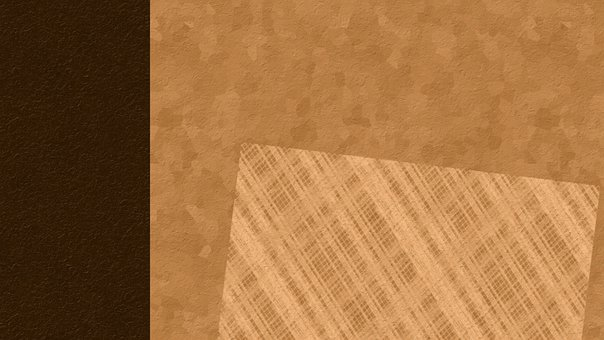 Digital Paper, Abstract, Brown, Parchment, Monochrome