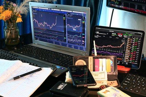 Stock Market, Charts, Gamestop, Stock, Gamma, Squeeze