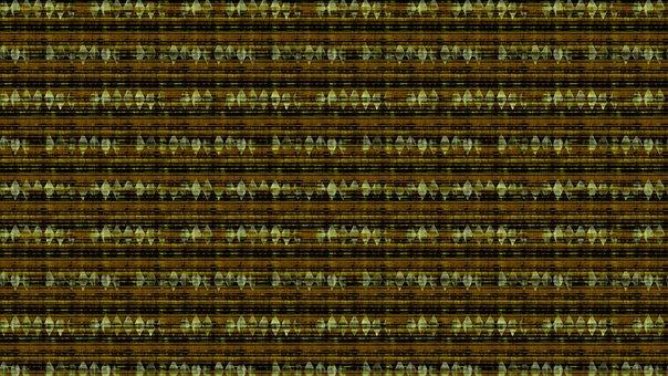 Lines, Abstract, Brown, Pattern, Geometric, Dark