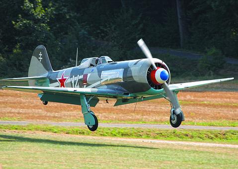 Yak 11, Yakovlev, Oldtimer, Aircraft, Warbird