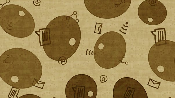 Internet, Doodle, Pattern, Share, Cloud, Communication