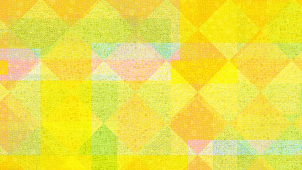 Square, Checkered, Colorful, Pattern, Abstract