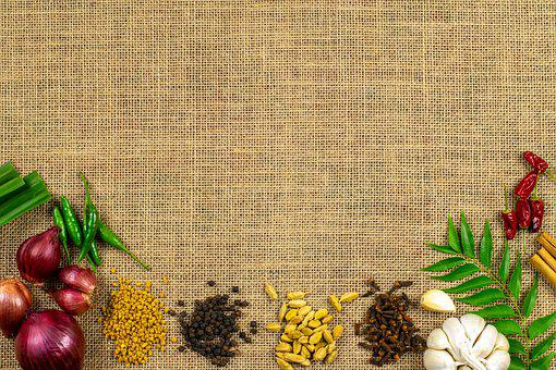 Spice, Banner, Text, Background, Sri, Lanka, Lankan