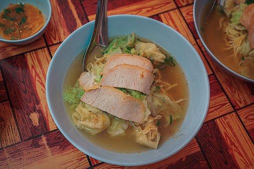 Street Food, Thai Food, Meal, Food, Dish, Cuisine