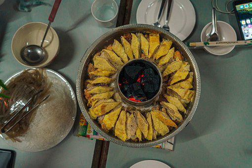 Thai Food, Meal, Dish, Food, Cuisine, Tradition