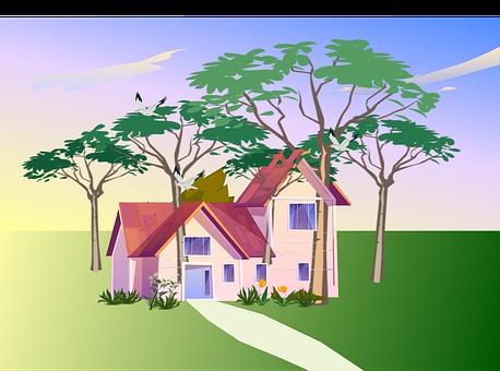 Hunted House, House, Alone House, Treehouse