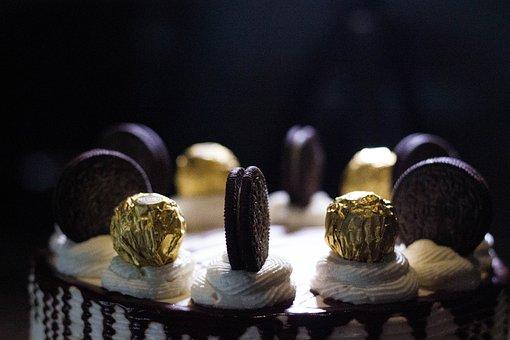 Cake, Bakery, Chocolate, Oreo, Ferrero, Sweet, Dessert