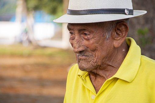 Man, Senior, Grandfather, Elderly, Adult, Wrinkles