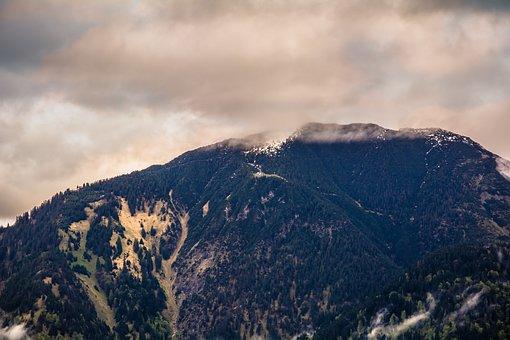 Landscape, Mountain, Nature, Mountain Landscape, Forest