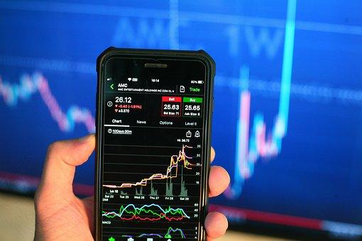 Amc, Stock, Chart, Meme, Gme, Bubble, Rally, Nyse