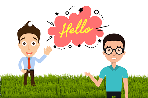 Greeting, Hello, Hi, Welcome, Introduction, Message