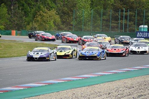 Cars, Racing Cars, Race Track, Vehicles, Auto