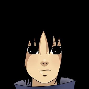 Naruto, Sasuke, Ninja, Manga, Anime, Kid, Child, Boy