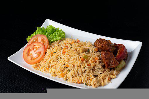 Fried Rice, Food, Asian, Dish, Cuisine, Nasi Goreng