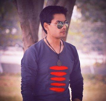 Fashion, Model, Man, Indian, Portrait, Guy, Handsome
