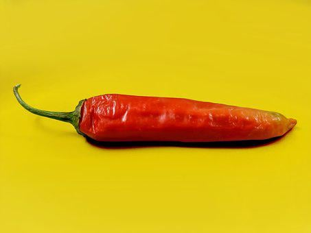 Red Chilli, Chilli, Pepper, Red, Spicy