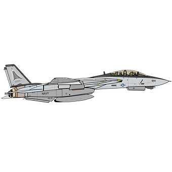 Airplane, Aircraft, Air Force, F-14, Fighter Aircraft