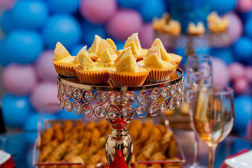 Food, Party, Birthday, Delicious, Dessert