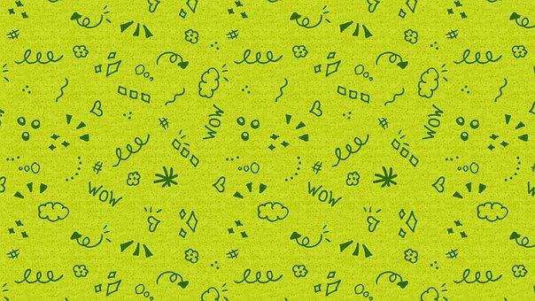 Doodles, Hand-drawn, Wallpaper, Pattern, Background