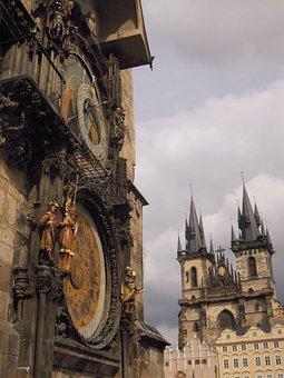 Prague, Czech, Czechia, Czech Republic, City