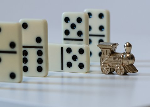 Domino, Game, Numbers, Pieces, Tile, Hobby, Mexican