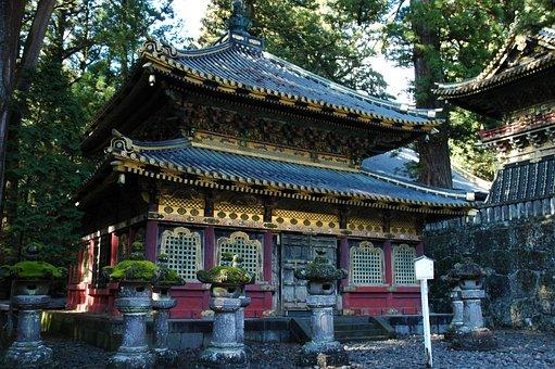 Nikko, Japan, Nippo, Religion, Spirituality, Temple