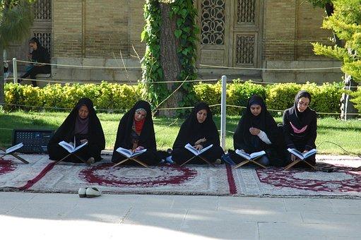 Shiraz, Iran, Hafez, Persia, Asia, Girls, Women, People