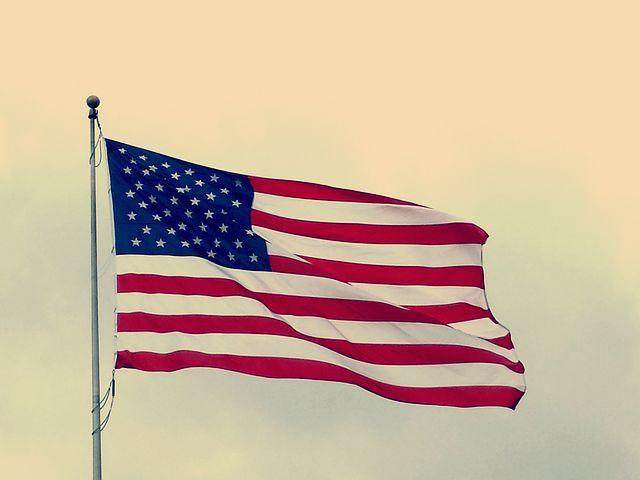 American Flag, Usa Flag, Flag, Symbol, Usa, National