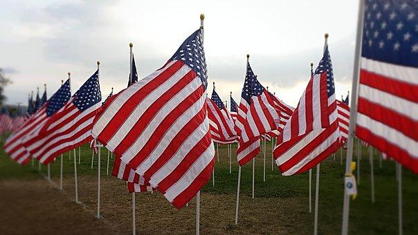 American Flag, Usa Flag, American, Symbol, Usa