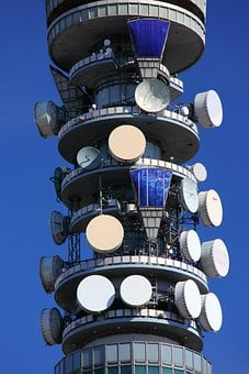 Antenna, Cell, Cellular, Communication, Connection