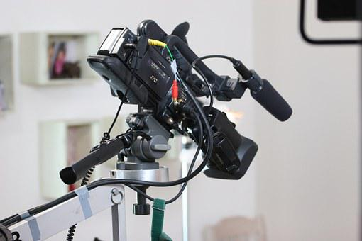 Camera, Video Camera, Lens, Technology, Digital, Film
