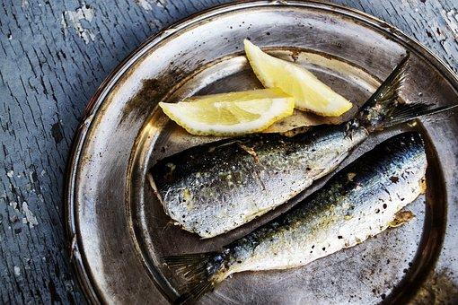 Sardines, Fish Pictures, Fish, Sea Food, Plate