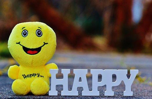 Happy, Smiley, Laugh, Funny, Emoticon, Emotion, Yellow