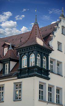Architecture, Historically, Middle Franconia, Nuremberg