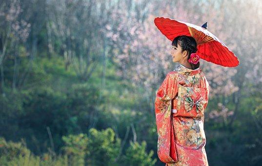 Asia, Ceremony, Chinese, Dress, Culture, Geisha, Japan