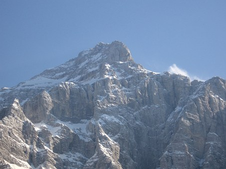 Massif, Jumbo, Mountain Summit, Triglav National Park