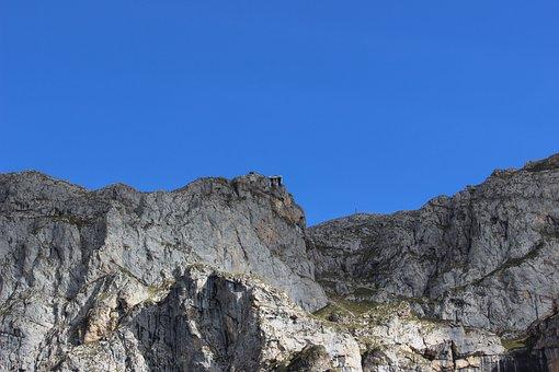 Picos De Europa, Source, Liebana, Pots