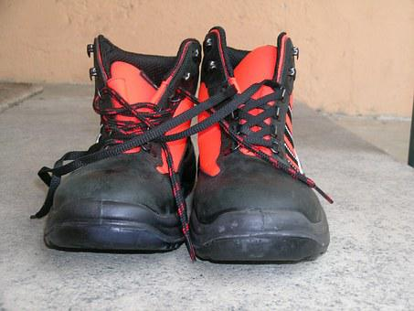Shoes, Safety Shoes, Safety