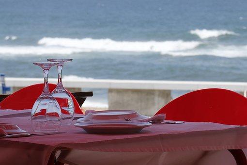 Table, Waiting, Someone, Love, Saudade, Talk