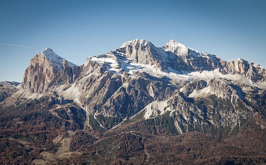 Tofane, Cortina, Dolomites