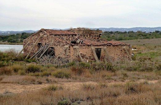 Building, Ruin, Krot, Uninhabitable, Expired