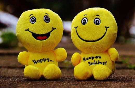 Smiley, Laugh, Funny, Emoticon, Emotion, Yellow, Green