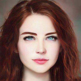 Woman, Girl, Beauty, Portrait, Face, Female, Person