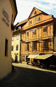 Town, Buildings, Street, Houses, Old Town, Alley, Road
