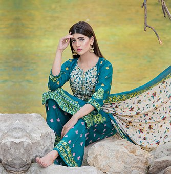 Woman, Fashion, Traditional Clothing, Beauty, Girl