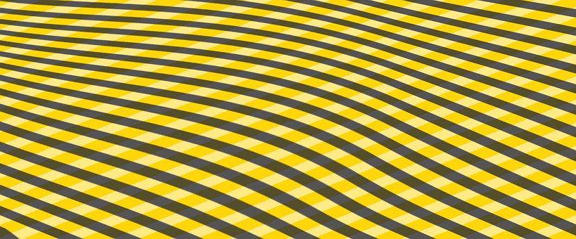 Stripes, Gradient, Waves, Pattern, Design, Craft