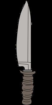 Knife, Weapon, Gun, Sharp, Melee Weapons